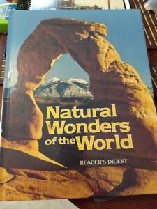 Book - Natural Wonders of the World - Readers Digest
