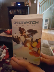 "Pc game ""over watch  origins edition """