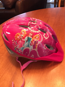 Kid's Disney Princess bike helmet