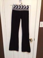 Size 2 groove pant