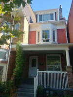 2 rooms for rent in big Cabbagetown house!