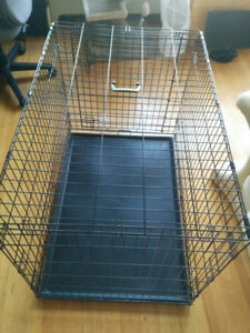 Nearly New Dog Crate for Medium to Large Dogs