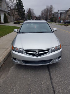 2006 Acura TSX Navigation Package