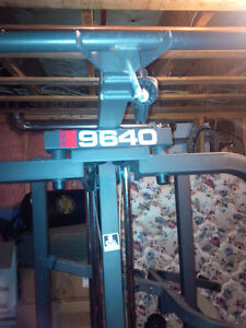 Weider 9640 Home Exercise Gym
