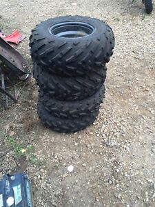 Brute force wheels and tires