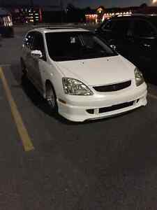 Honda Civic Ep3 sir
