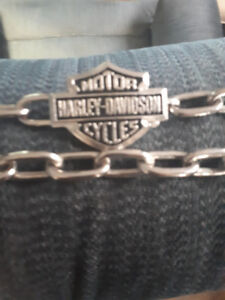 SWEET HARLEY DAVIDSON' AUTHENTIC  WOMAN'S EXTRA SMALL BELT  $45