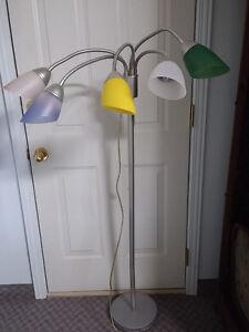 Medusa Floor Lamp Gooseneck Lights
