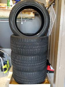295/40 R20 XL Scorpion Ice Winter Tires