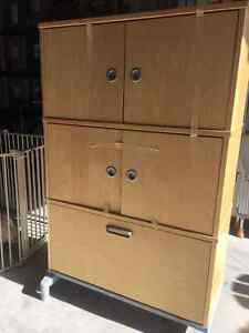 Ikea Cupboard and Filing drawer - Office Furniture
