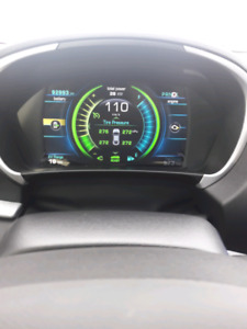 Chevrolet volt LT electric car - MINT - LEATHER