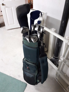 For Sale Used Ping Eye 2 Golf Clubs with Bag