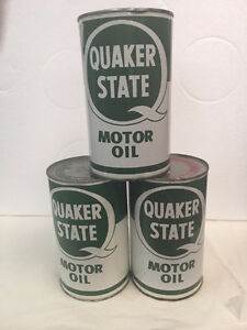 Find or advertise art and collectibles in fredericton for Quaker state motor oil history