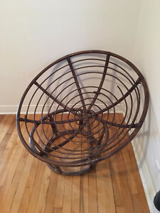 Lounge chair for sale (bowl chair)