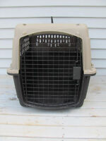 XXX large animal crate 37 inches long x 29 x 24 wide $98