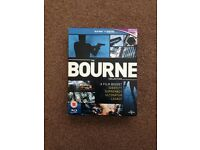 The Bourne Collection Blu Ray Box Set