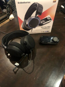 Steelseries Arctis Pro Gaming Headset w/ Game DAC