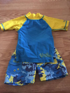 Swim Outfit - 12-18 Months