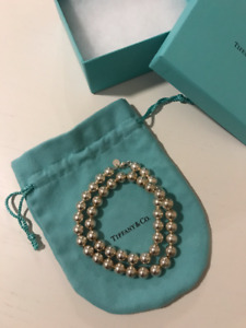 BRAND NEW Tiffany Beads Necklace