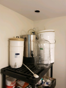 Beer/Wine/Spirit making equipment