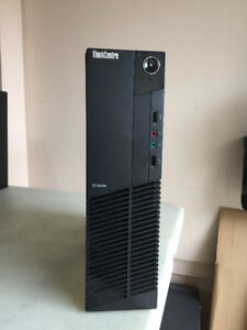 Lenovo ThinkCentre M92p SFF i5-3470 3.20GHz 4GB DDR3 500GB HD•
