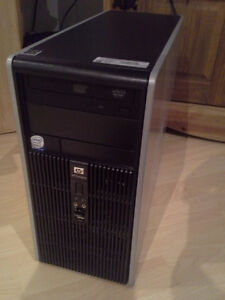 PC Dual core HP