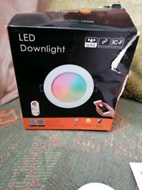Mood lighting led Bluetooth spot light