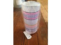 Bnwt next lamp light shade