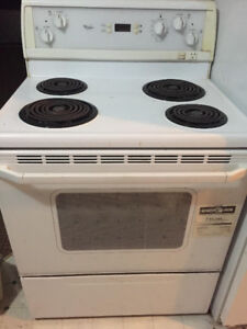 *** FRIDGE AND STOVE PAIR FOR SALE***