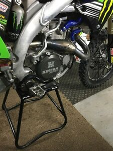 Awsome KX450F Fuel Injection