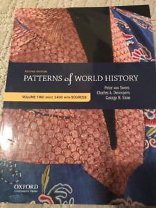 Patterns of World History: 2nd Edition