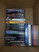 30+ DVD Movies (includes special editions and boxed sets)