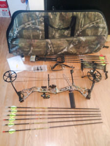 Bear Archery Attitude RTH Bow Package
