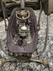 Baby swing in good condition