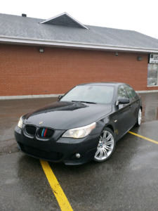 Bmw 550i 2007 M package 360hp FULL LOAD