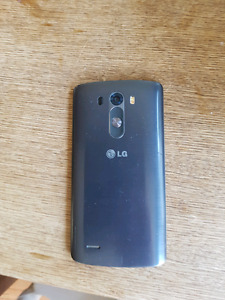 LG g3 almost new