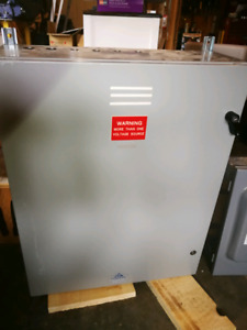 Electrical Cabinet (24 x 30 x 8)