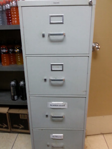 Filling cabinet for sale - metal