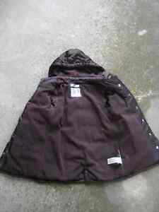 Down filled girls size small winter coat Old Navy 4T 5T London Ontario image 2