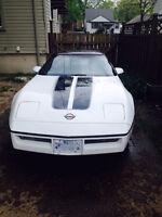 Classic 1985 Corvette - C4