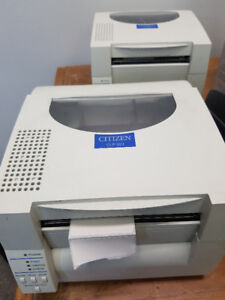 BAR-CODE PRINTERS FOR SALE: CITIZEN CLP-521 OR TSC TTP-245C