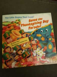 The Little Engine that Could Saves the Thanksgiving Day Parade!