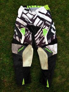 Thor Motocross/Dirtbike/ATV/Quading Pants