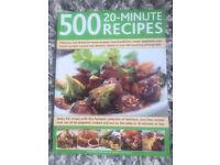 500 20-Minute Recipes cookbook