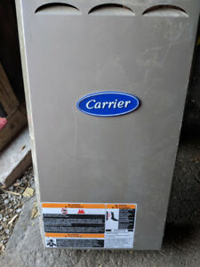 CARRIER Gas Furnace