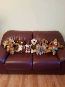 Wrinkles puppets and plushies. REDUCED.