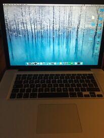MacBook Pro i7 15-inch