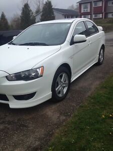 2009 Lancer GT 4 door with 3 year warranty left!