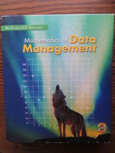 Data Management Grade 12 Text, supporting CD & teacher resource