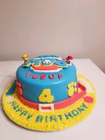 Olamoore cakes